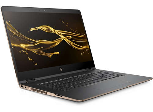 Does HP Spectre x360 have a CD drive?