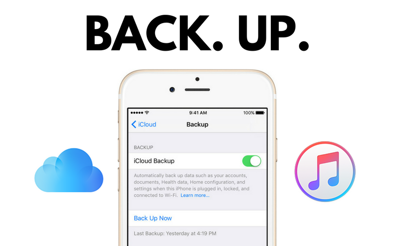 How to backup iPhone, iPad, and iPod touch to iCloud, or iTunes