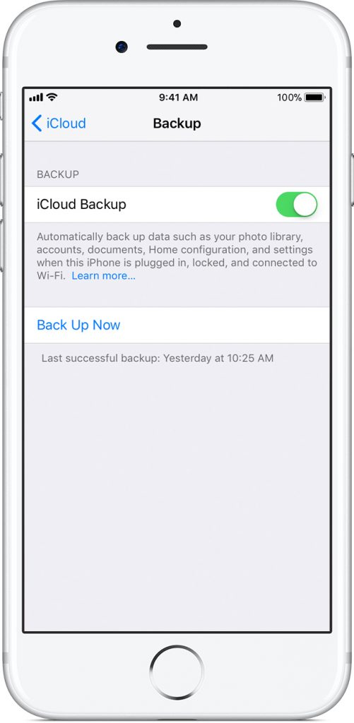 How to backup iPhone, iPad, and iPod touch to icloud, or to itunes