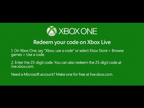 4 Ways on how to redeem code on Xbox one