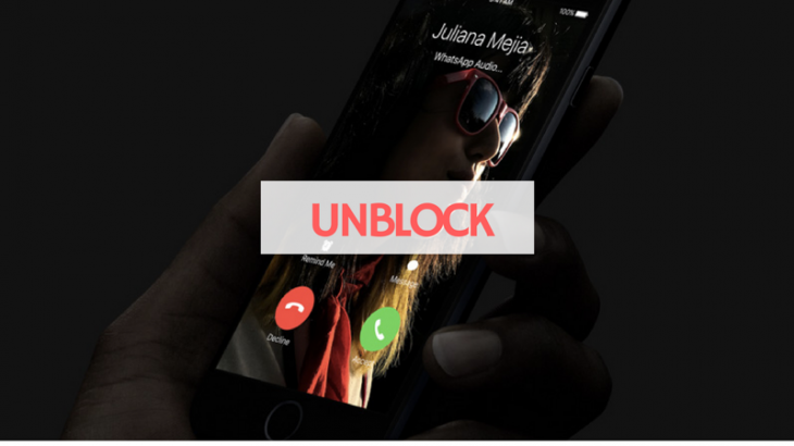 How to unblock a number on iPhone using settings & app