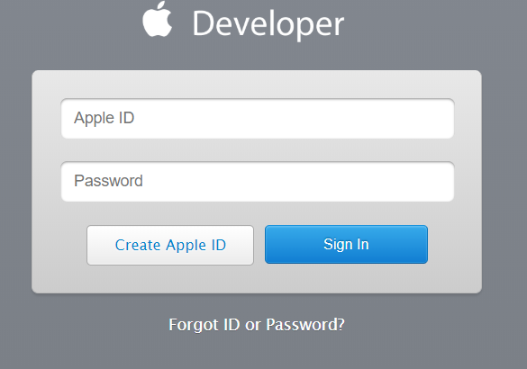 Apple Developer Login 2018 - How to Create Apple ID Account