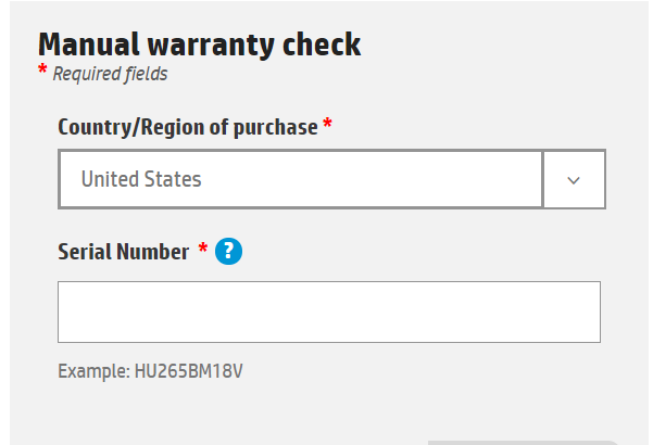 6 Steps to do HP warranty check online 2019