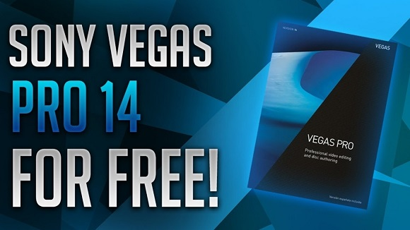 How to get sony vegas pro 14 for free