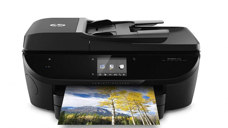 HP ENVY 7640 Printer Price, Specs, Review
