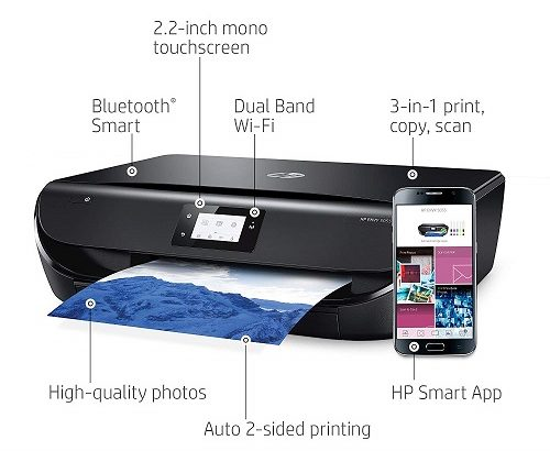 HP ENVY 5055 All-in-One Printer Price, Specs and Review