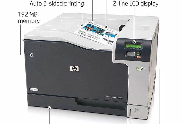 HP Color LaserJet CP5225dn Price, Specs, Review