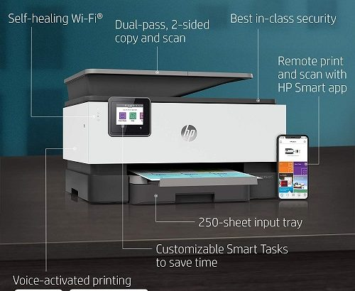 HP OfficeJet Pro 9015 Price, Specs, Review